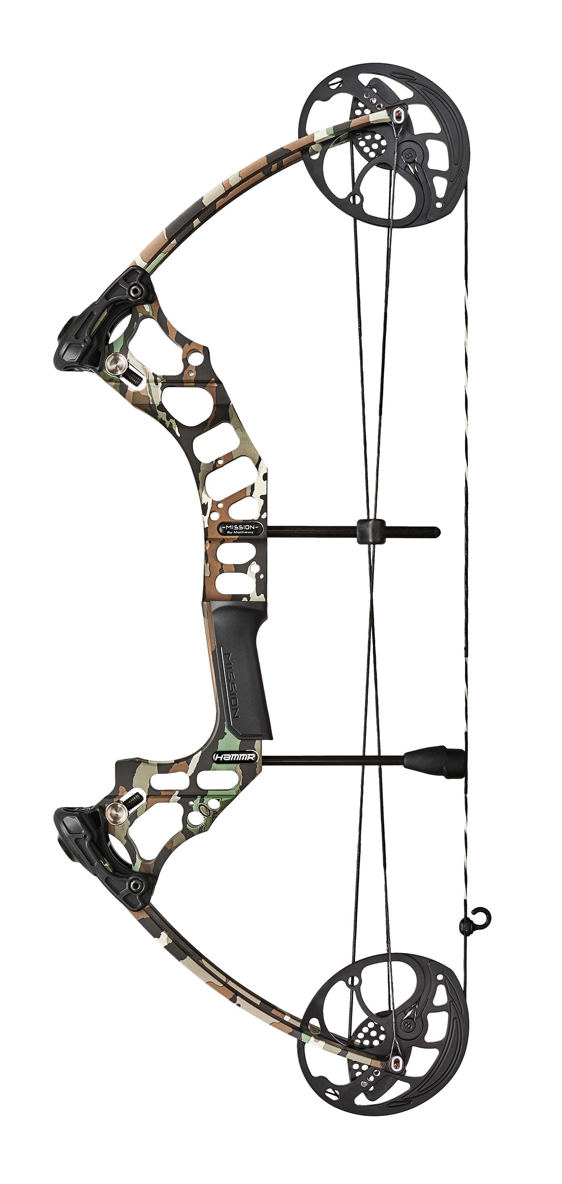 performance and adjustability - the perfect solution for growing archers